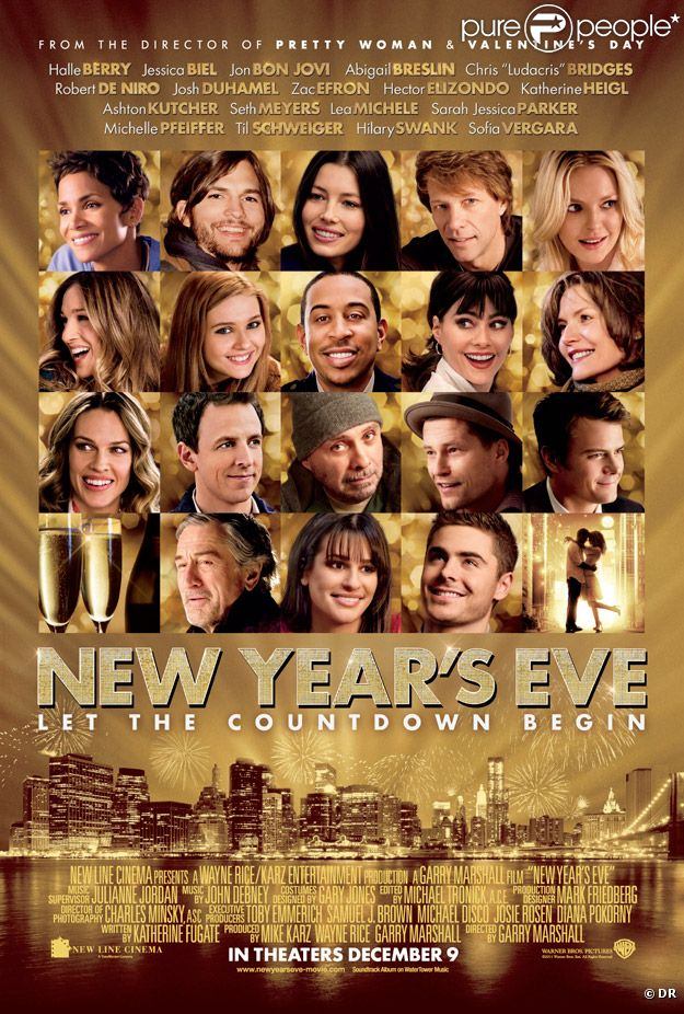 """Happy New Year"" le film"
