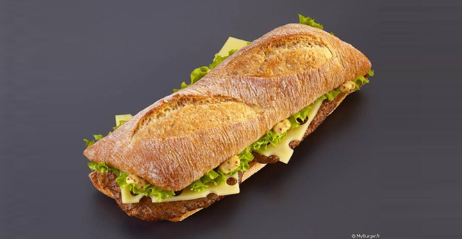 mac donald mc baguette