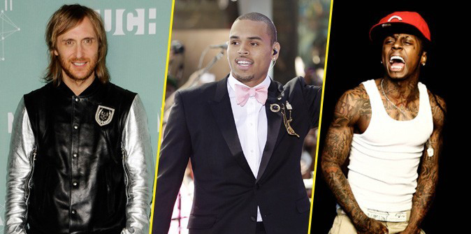 guetta i can only imagine, chris brown
