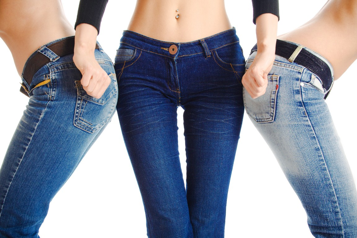 mode jeans hiver