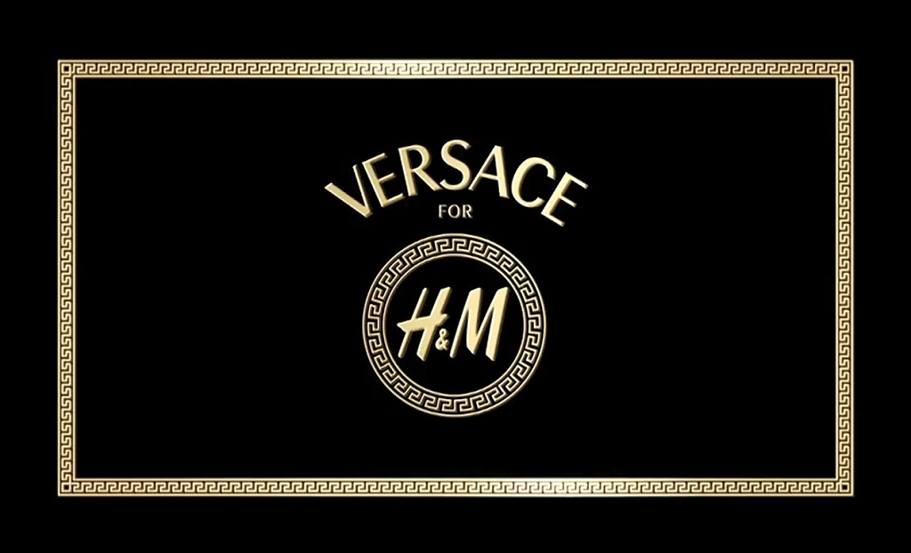 Versace chez H&M