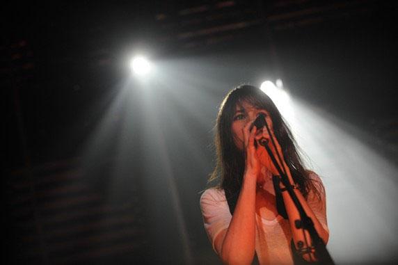 chanteuse gainsbourg