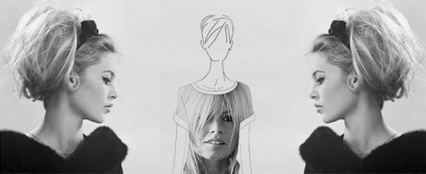 Brigitte Bardot icône pour maje