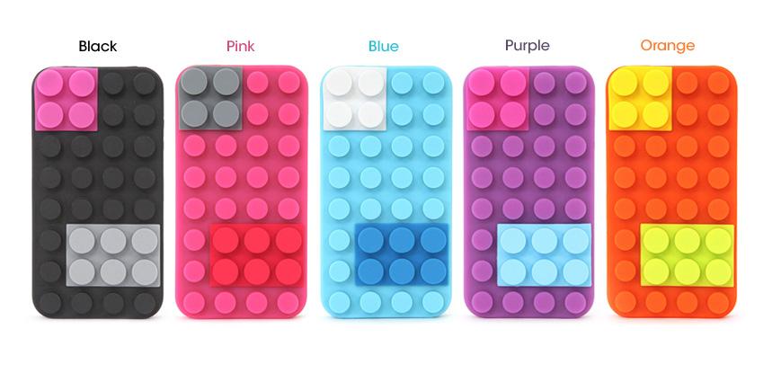 Des legos pour customiser votre Iphone