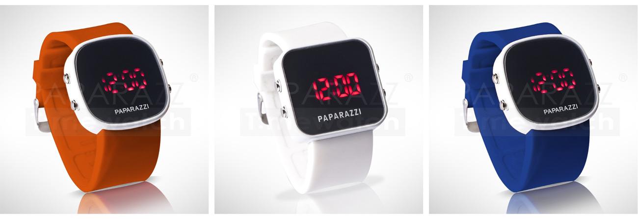 montre paparazzi-timewatch