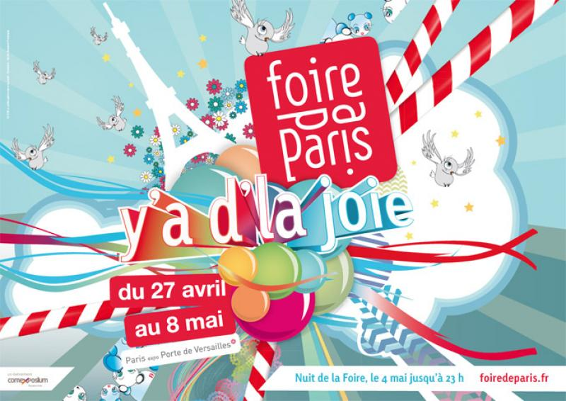 foire de paris 2012