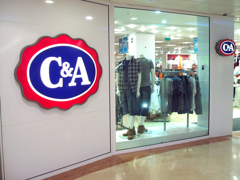C&a nouvelle collection, jupe, pull, chaussures