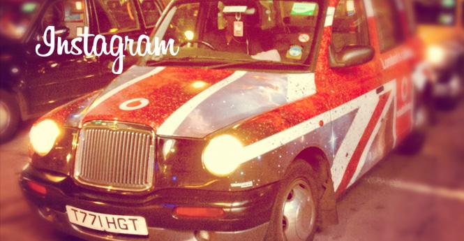 taxi londonien newlike