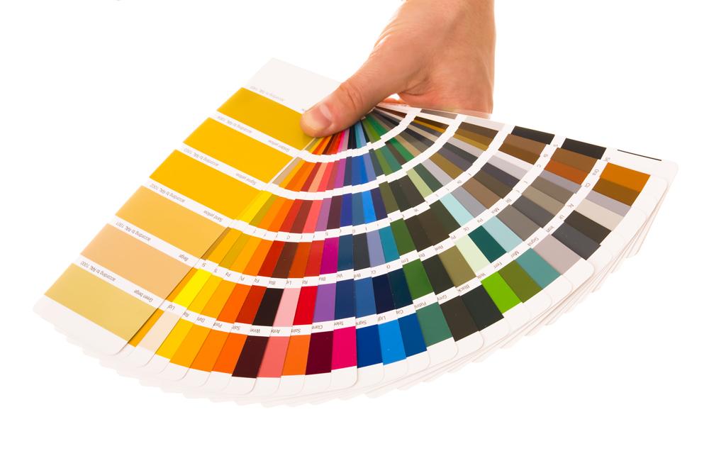Eventail de couleur pour la décoration de votre maison