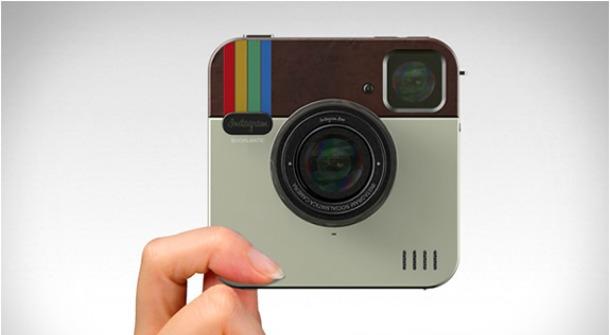appareil photo 3D instagramm