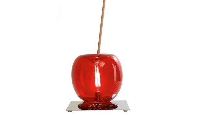 lampe pomme amour Matejewski